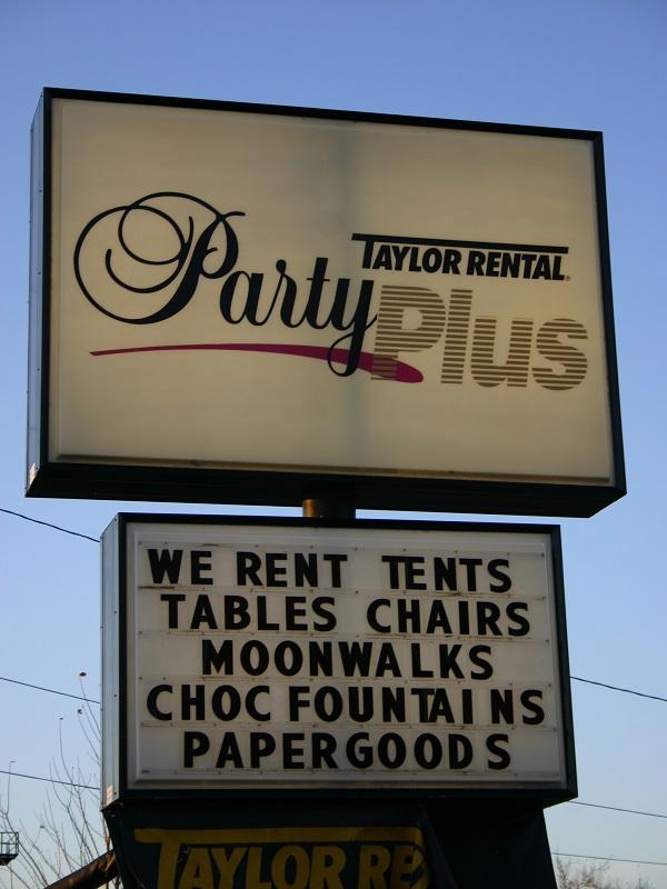 superb Taylor Party Rental Palatine Part - 14: ... trc40 ...