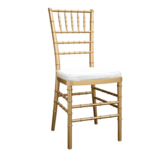 Where to find CHIAVARI CHAIR, GOLD in Palatine