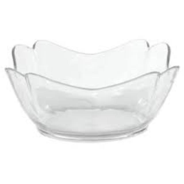 Where to find BOWL, SQUARE TULIP ACRYLIC in Palatine