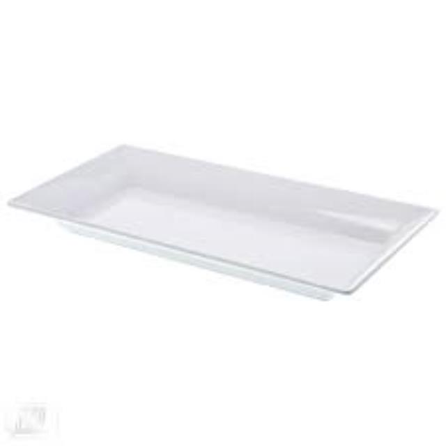 Where to find MELAMINE PLATTER, 18 x8.25 in Palatine