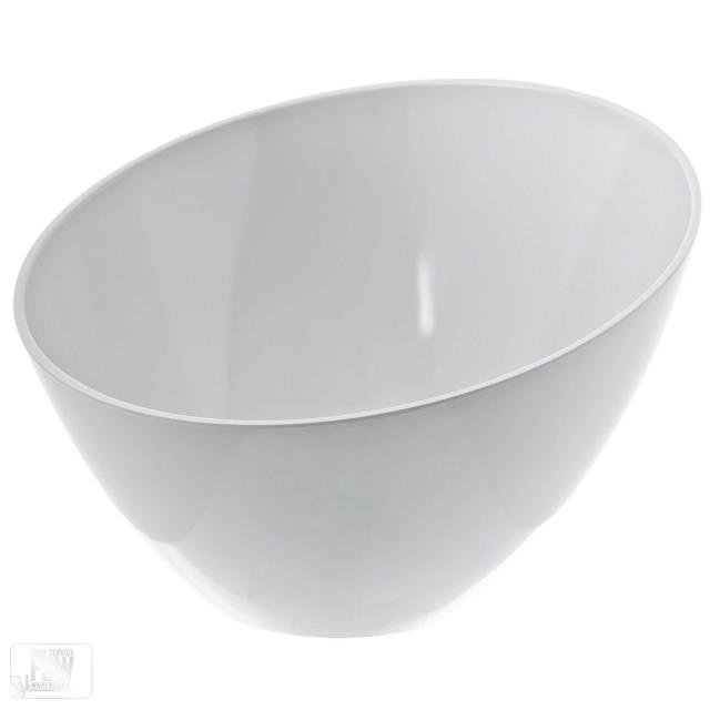 Where to find MELAMINE SLANT BOWL, LRG 112oz in Palatine