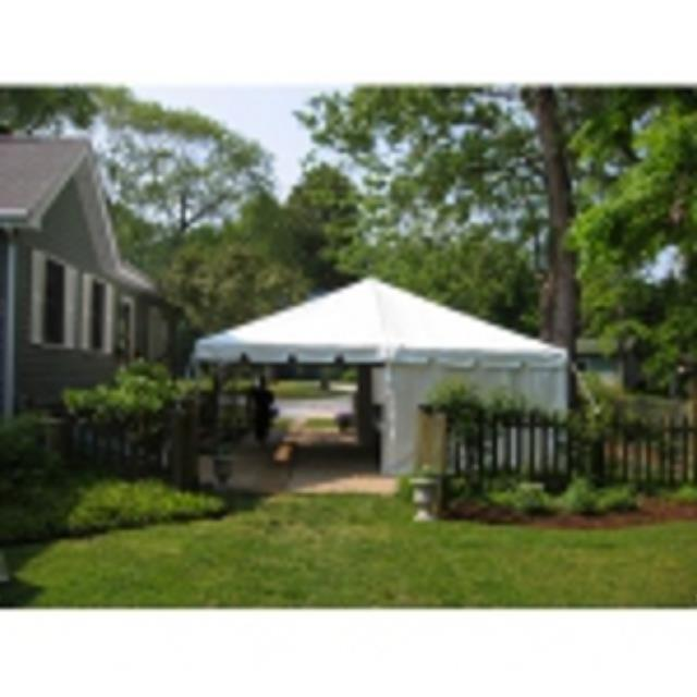 Tent Frame 15x15 White Rentals Palatine Il Where To Rent