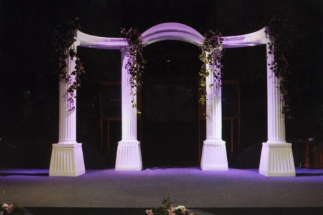 Where to find WEDDING ARCH SET-COLUMN STYLE in Palatine