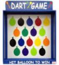 Rental store for BALLOON DARTS GAME in Palatine IL