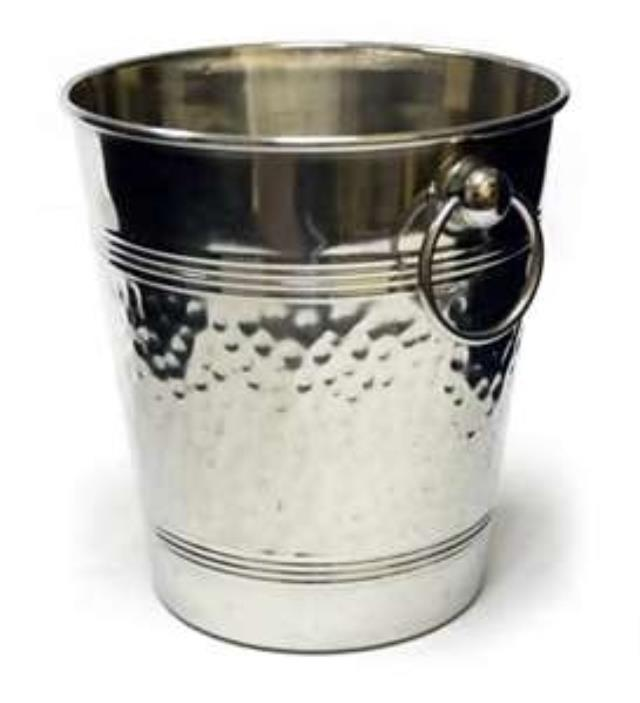 Where to find ICE BUCKET, HAMMERED METAL in Palatine