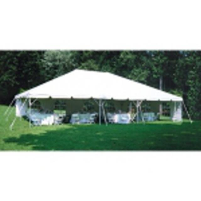Tent Frame 20x40 White Rentals Palatine Il Where To Rent