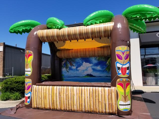 Where to find TIKI BAR INFLATABLE in Palatine