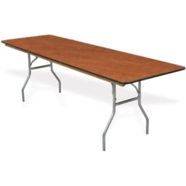 Where to find BANQUET TABLE, 30 X 8 in Palatine