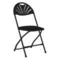 Rental store for HI-BACK CHAIR, BLACK in Palatine IL