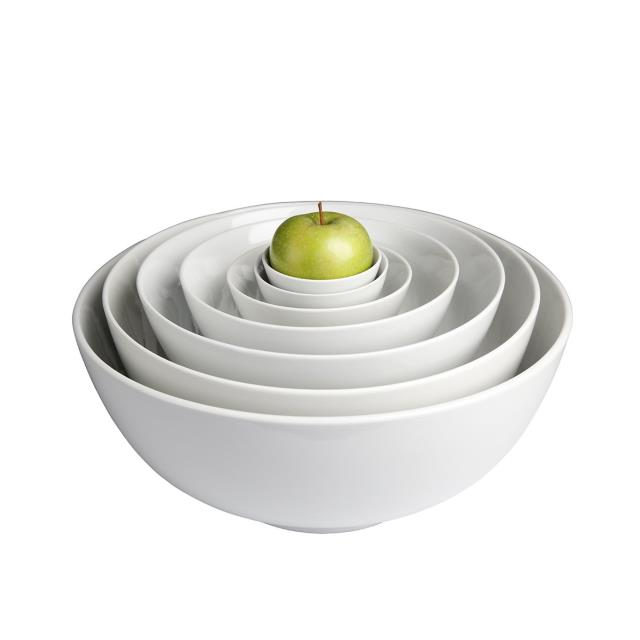 Where to find BOWL, WHITE RD VEGETABLE, 9 -56OZ in Palatine