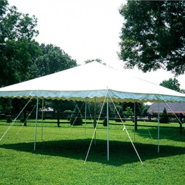 Rent Canopy Tents-customer Installed Only