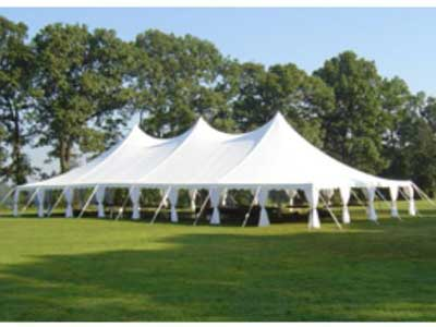 Rent Tents & Tent Accessories